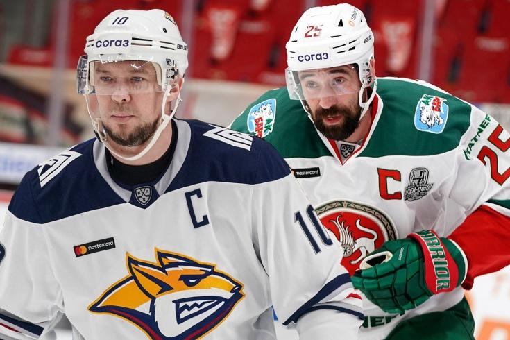 Звёздные хоккеисты КХЛ, у которых заканчиваются контракты после сезона-2020/2021
