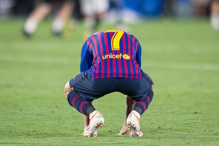 Вальверде или Коутиньо должен уйти из «Барселоны»