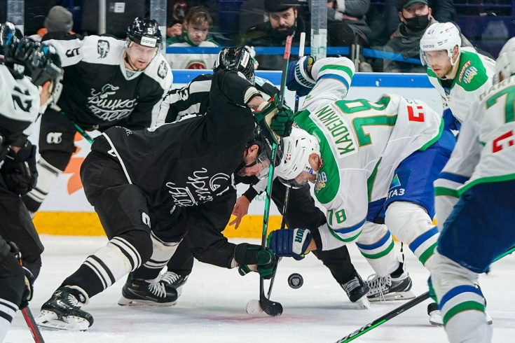 Игра на вбрасываниях в современном хоккее, компонент, который помогает выиграть Олимпиаду