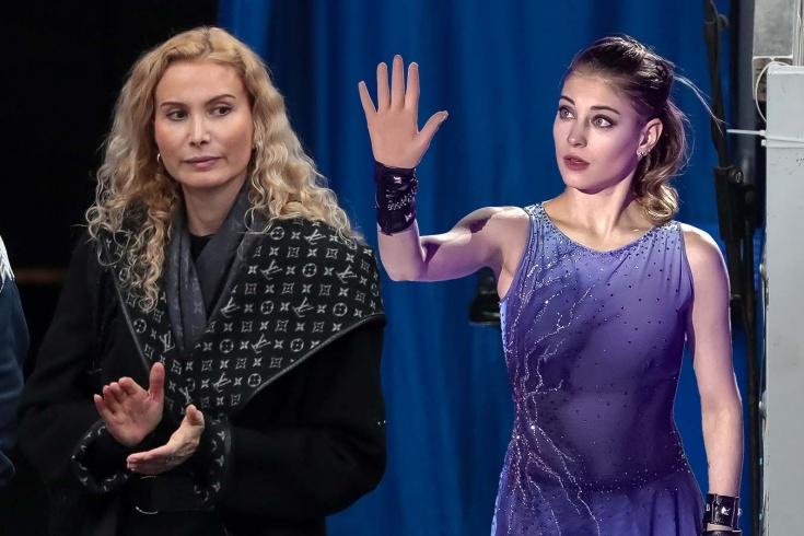 Алёна Косторная исполнила тройной аксель на шоу Тутберидзе в Ташкенте — что это значит, перспективы, шансы на Олимпиаду