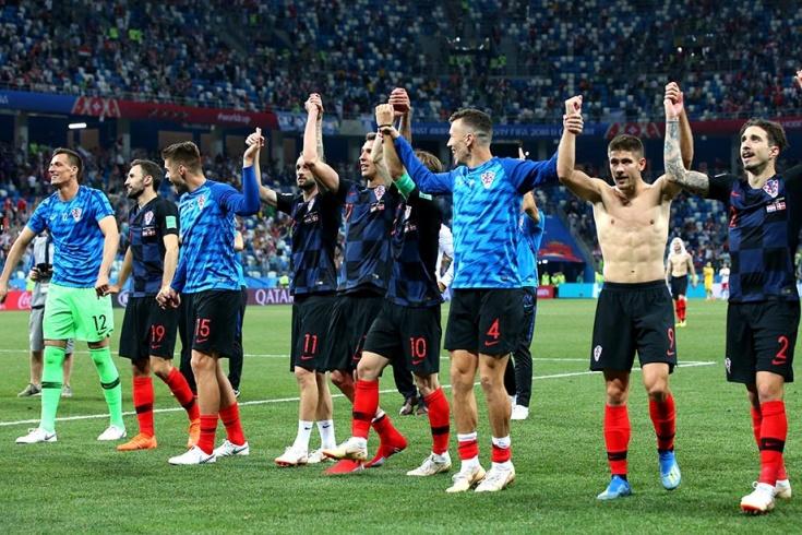 ЧМ-2018. Хорватия сыграет в 1/4 финала с Россией
