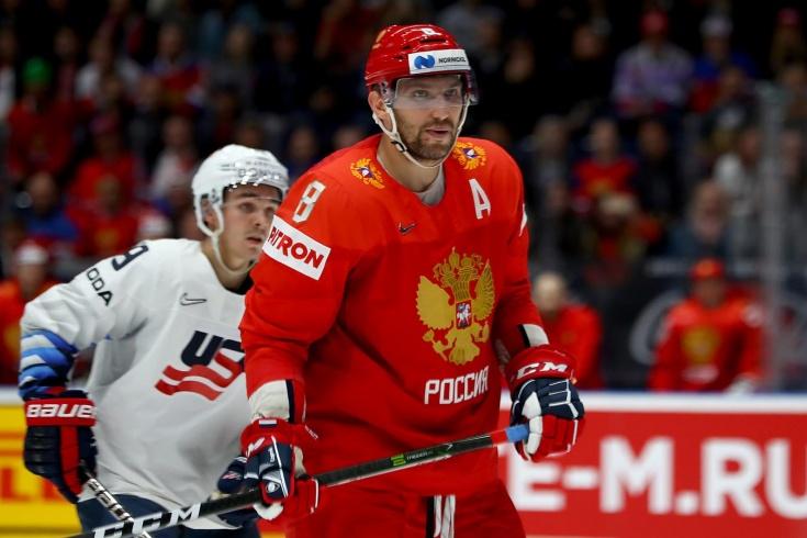 The Hockey News предложил состав сборной России, с