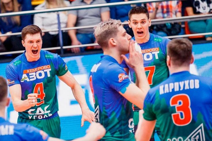 МВК «КУзбасс» — чемпион России