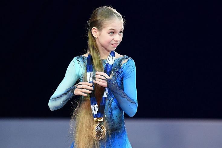 Полина Трусова
