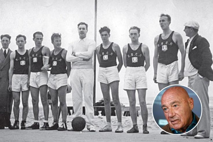 Отец Владимира Познера создал баскетбольную команду во Франции