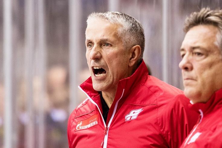 Боб Хартли — новый главный тренер «Авангарда»