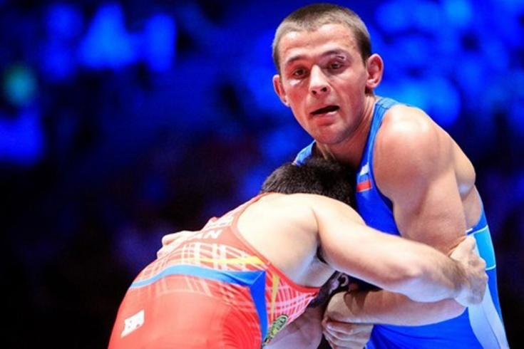 Российские борцы завоевали 12 медалей
