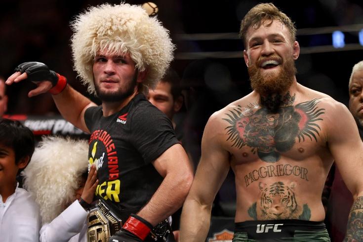 Хабиб Нурмагомедов обозначил условия возвращения в UFC для боя с Конором Макгрегором