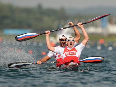 Юрий Постригай и Александр Дьяченко