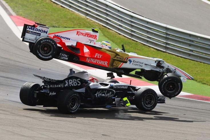 Худшие гонщики Формулы-1 2000-х годов