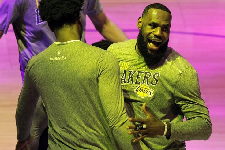 Леброн пострадал от подковёрных игр, Лука попал на старых обидчиков. Итоги регулярки НБА