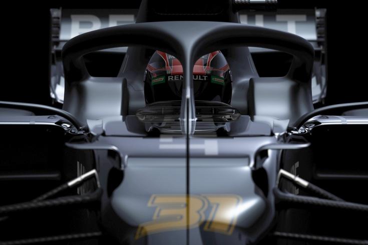 Презентация «Рено» перед сезоном-2020 Формулы-1