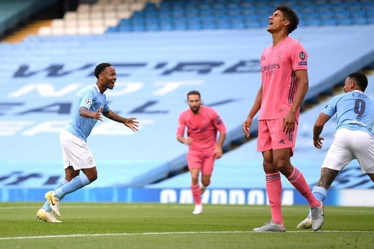 «Манчестер Сити» — «Реал» — 2:1. Обзор матча