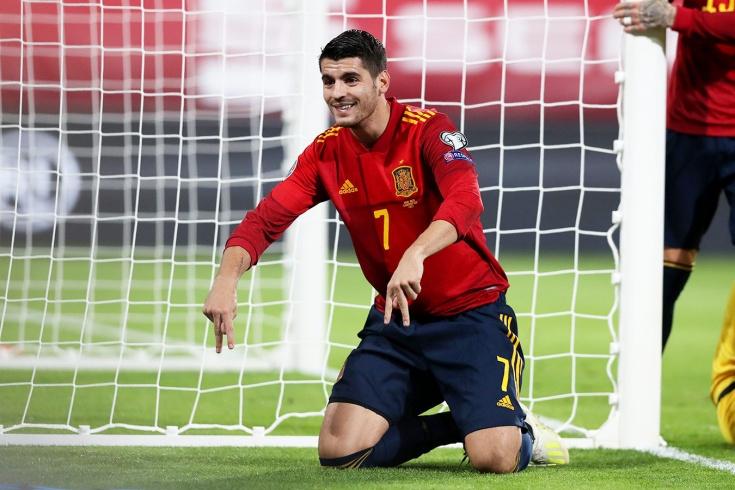 Швейцария — Испания. Прогноз на матч 14.11.2020