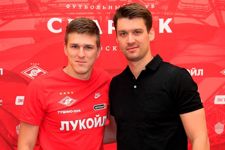 Александр Соболев перешёл в «Спартак»