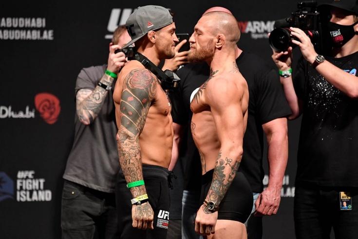UFC 264, Конор Макгрегор – Дастин Порье, дата боя, трансляция, где смотреть онлайн