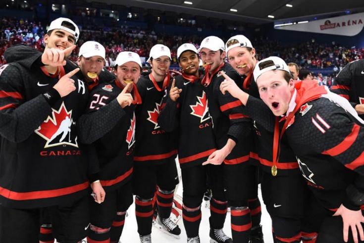 Канадцы максимально высоко оценивают шансы своей сборной на МЧМ
