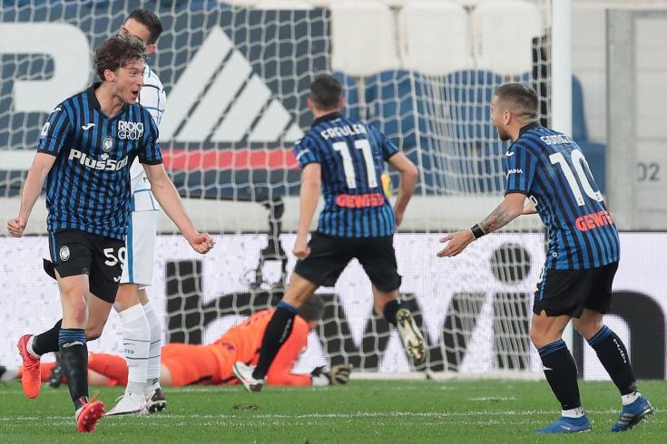 Миранчук блестяще дебютировал в Серии А! Спас команду в матче с «Интером»