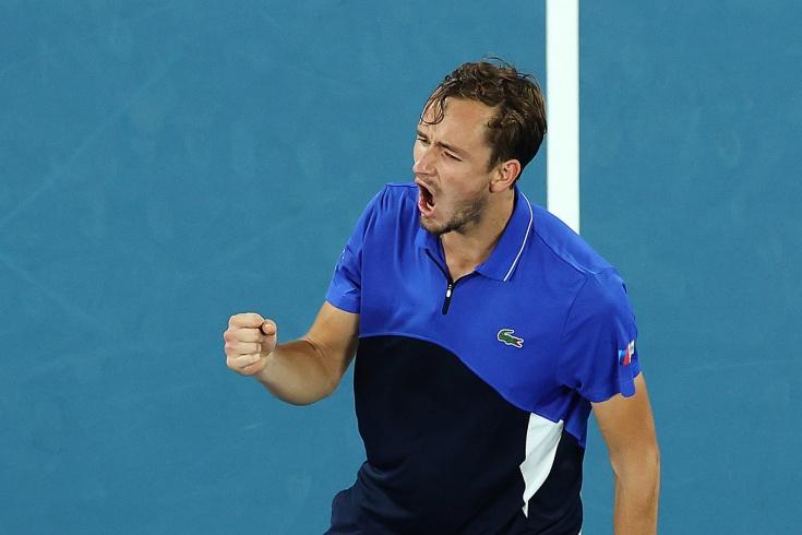 Медведев, Хачанов, Рублёв, Халеп: 23 января, расписание матчей, сетка Australian Open-2020