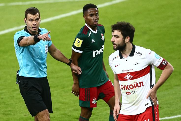 «Спартак» засудили, не дав три пенальти?! У Федуна остались вопросы к арбитру