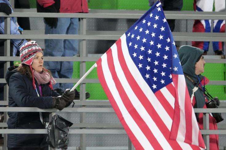Американские спортсмены готовят акции протеста из-