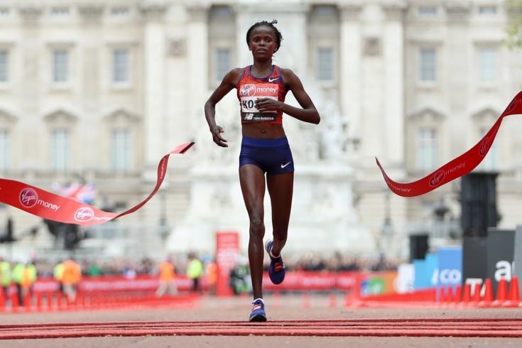 Как питаются кенийские бегуны, как рацион влияет на успехи в спорте