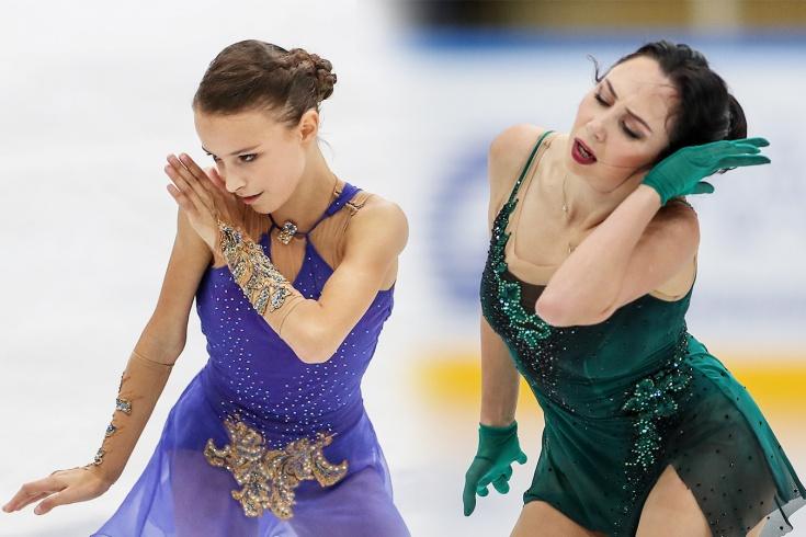 Гран-при 2019 – Туктамышева против Щербаковой