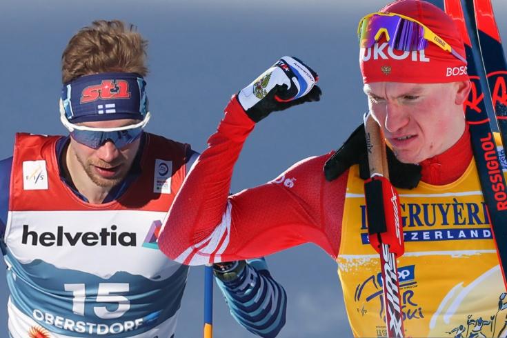 Кто такой лыжник Йони Мяки