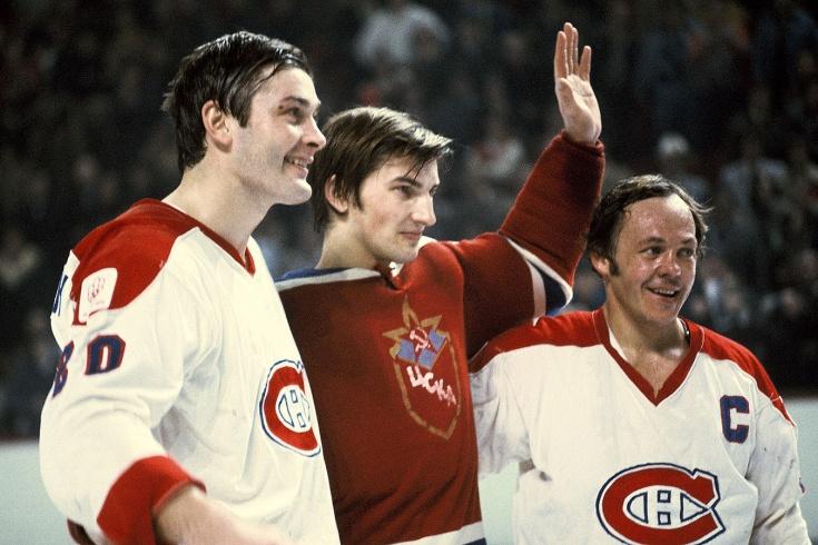 «Монреаль» — ЦСКА 31 декабря 1975 года