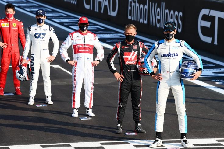 10 худших пилотов Формулы-1 сезона-2020