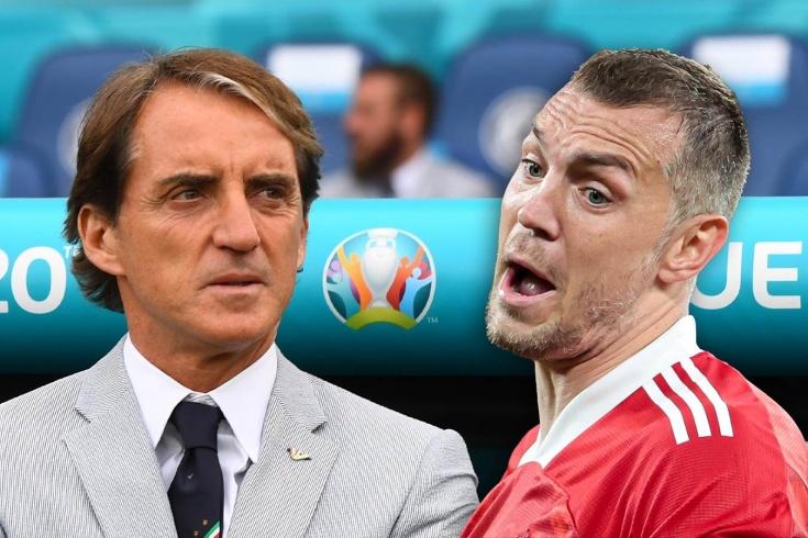 «Для меня Манчини не тренер». Как Дзюба критиковал итальянца после его ухода из «Зенита»