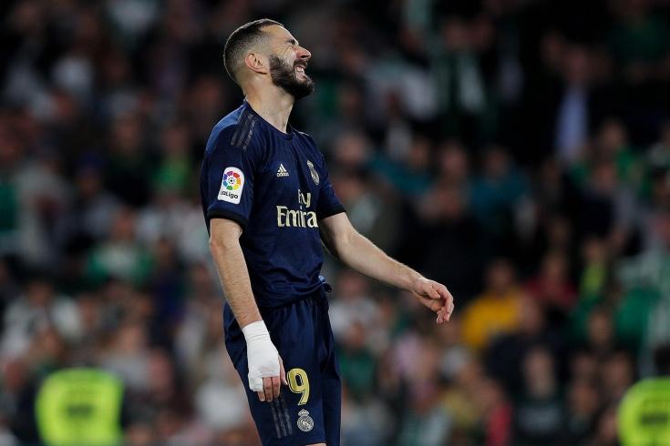 «Бетис» — «Реал» — 2:1, обзор матча, голы