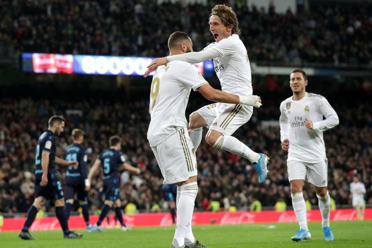 «Реал» — «Вальядолид». Прогноз на матч 30.09.2020