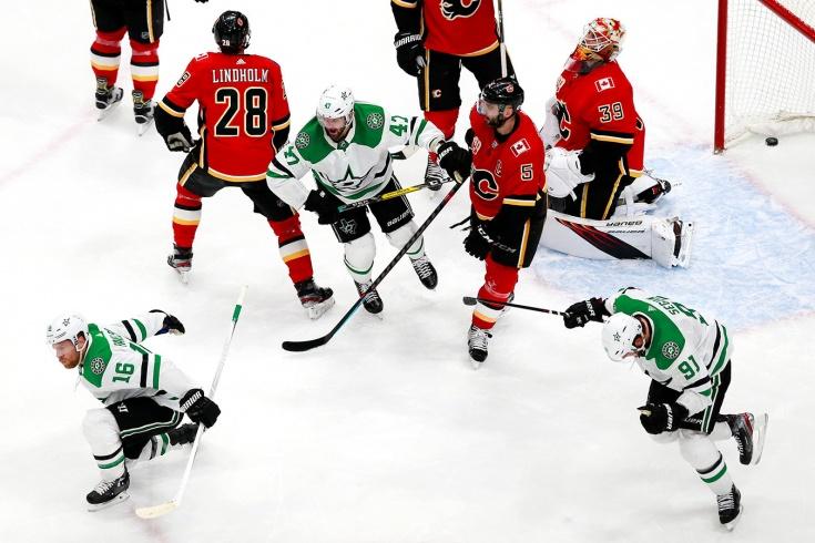 Самый яркий матч плей-офф НХЛ! «Даллас» оттолкнулся от пропасти и сравнял счёт в серии