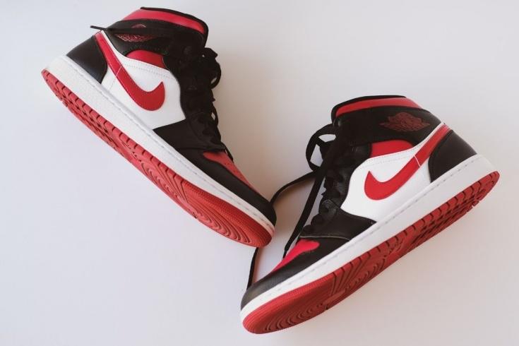 Nike получили патент на дизайн Air Jordan 1, как выглядят кроссовки