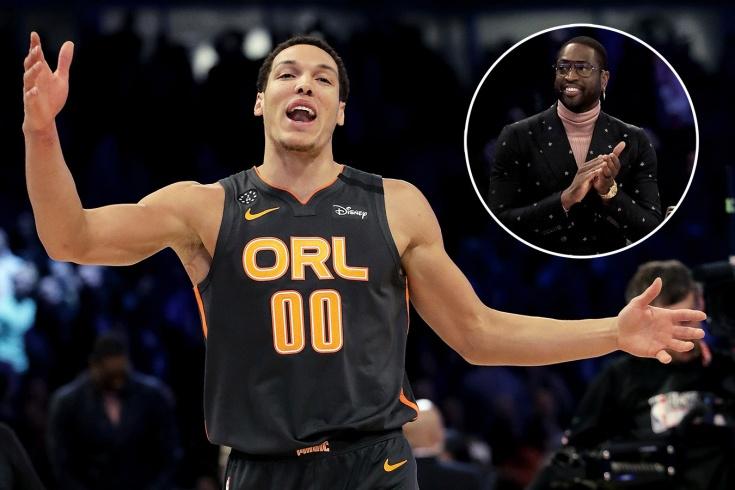 Обман Дуэйна Уэйда решил исход данк-контеста на Матче звёзд НБА