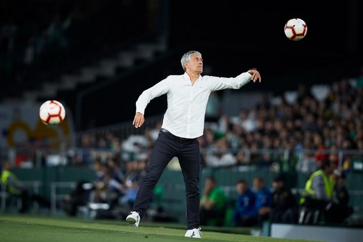 Сетьен официально стал главным тренером «Барселоны