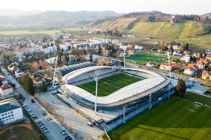 Словения вернулась в Марибор ради матча с Россией. Она не играла там шесть лет