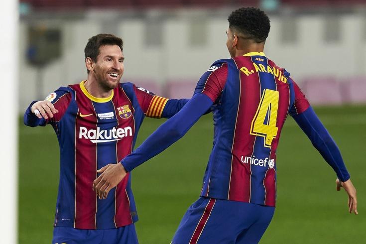 «Барселона» – «Валенсия» – 2:2