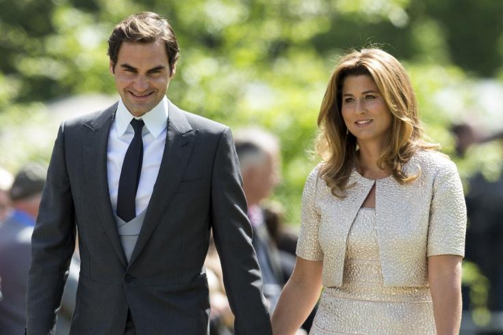 «Роджер просил совета у всех перед первым свиданием». История любви Федерера и Мирки