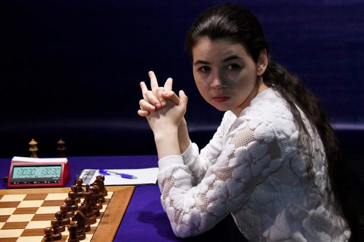 Горячкина сравняла счёт в матче за титул чемпионки