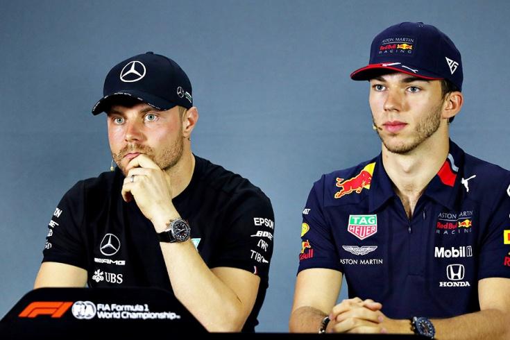 Гран-при Формулы-1: Хэмилтон увеличил отрыв