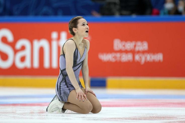 У фигуристки Дарья Павлюченко диагностировали мононуклеоз: причины болезни, последствия, сроки лечения
