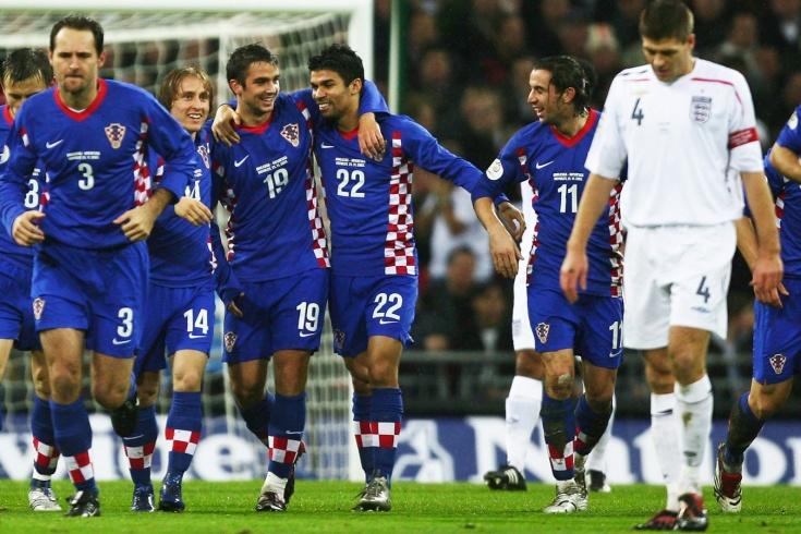 Где теперь игроки сборной Хорватии