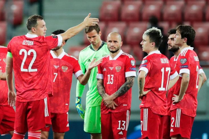Словакия — Россия — 2:1, обзор матча, 30 марта 2021 года, отборочный цикл ЧМ-2022