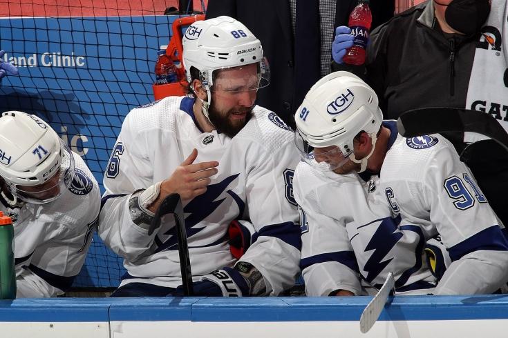 Североамериканская пресса о ярком возвращении Никиты Кучерова в плей-офф НХЛ – 2021