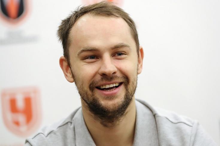 Юлиус Гудачек в гостях у «Чемпионата»