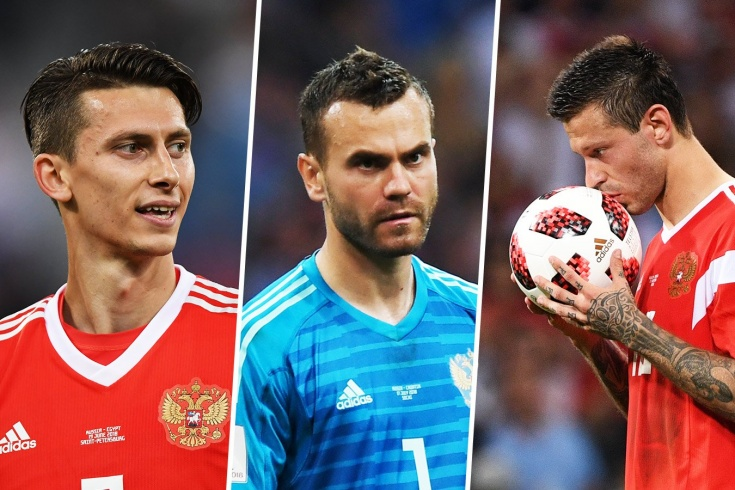 Кого из участников ЧМ-2018 не будет в сборной России на Евро-2020