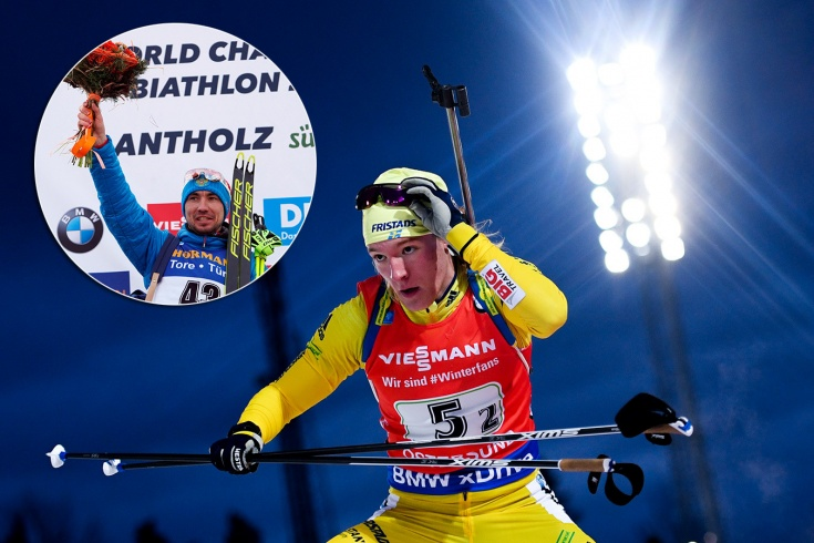 Шведский биатлонист Самуэльссон негодует из-за победы Логинова на чемпионате мира — 2020