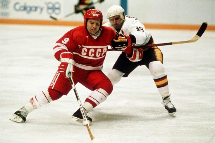 Издевательский шедевр хоккеиста Крутова! 40 лет назад он добил Канаду в великом финале